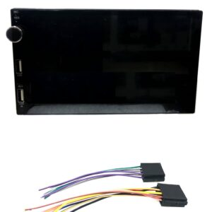 Οθόνη 2Din multimedia Mirrorlink 7008 ΕΛΛΗΝΙΚΟ MENU OEM-pazari4all.gr