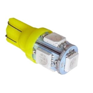 T10 W5W W16W 5 SMD LED 12V-pazari4all