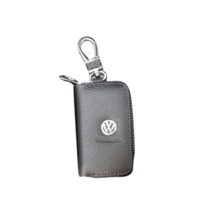 Mπρελοκ κλειδιών θήκη με δερματίνη VW.-pazari4all.gr