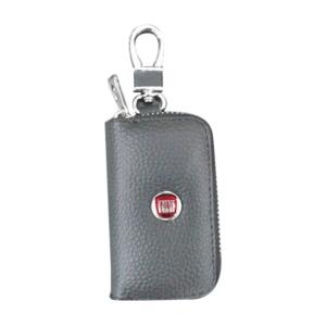 Mπρελοκ κλειδιών θήκη με δερματίνη Fiat-pazari4all.gr