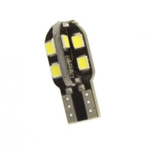 T10 LED 12V 12 SMD 2835 6000K λευκό 1 τεμ. YN-LED04-pazari4all.gr