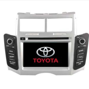pazari4all.gr-Εργοστασιακή οθόνη Toyota Yaris Android Plug & Play WiFi, GPS, USB,CD, BLUETOOTH.