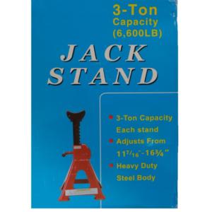 pazari4all.gr-Γρύλος Jack Stand 3 Ton 600 LB βαρέως τύπου χάλυβα