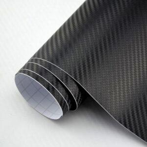 pazari4all.gr-Διακοσμητική Αυτοκόλλητη Ταινία 3D CARBON - Ρολό 75×200cm!