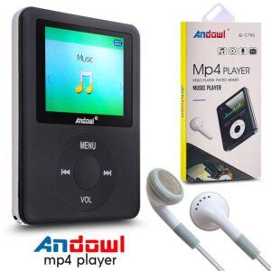 pazari4all.gr-Player MP4 & Ράδιοφωνο Multimedia οθόνη TFT 1,8 ιντσών Andowl Q-C790