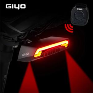 pazari4all.gr-Οπίσθιο επαναφορτιζόμενο φώς ποδηλάτου Giyo R1 tail Light.
