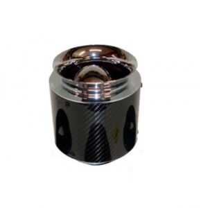 Φιλτροχοάνη Carbon 130/155 Φ75-pazari4all.gr