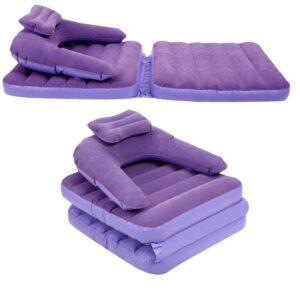 pazari4all.gr-Φουσκωτός Αναδιπλούμενος Καναπές Κρεβάτι Fiocked