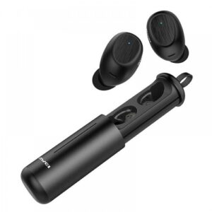 pazari4all.gr-Ασύρματα Bluetooth Ακουστικά με Βάση Φόρτισης Awei T55 – Black