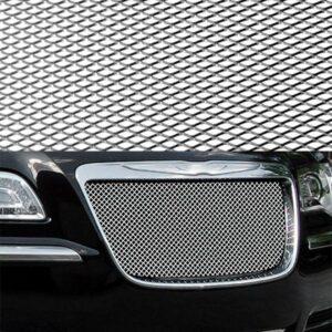 pazari4all.gr-Διακοσμητική Σίτα Αλουμινίου Προφυλακτήρα – Ποδιάς Αυτοκινήτου 100×33εκ