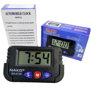 pazari4all.gr-Φορητό επιτραπέζιο ρολόι ταξιδιού - Nako NA-613D