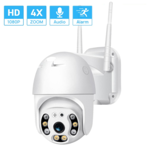 pazari4all.gr-Κάμερα Speed ​​Dome Wireless Two Way Hamrol 1080P Cloud Wifi IP