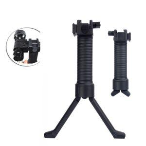 Βάση - Δίποδο & Λαβή Όπλου για Airsoft με Ράγες Picatinny 20mm.-pazari4all.gr