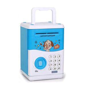 pazari4all.gr-Κουμπαράς ATM με Κωδικό Ασφαλείας, Ομιλία και Δακτυλικό Αποτύπωμα