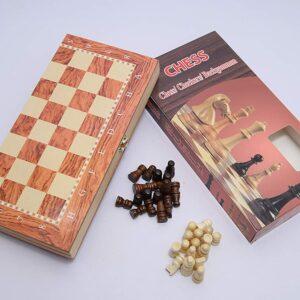pazari4all.gr-APPIGO 3 σε 1 επιτραπέζια παιχνίδια (σκάκι, πούλια και τάβλι)