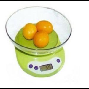 pazari4all.gr-Ηλεκτρονική Ψηφιακή Ζυγαριά Κουζίνας Ακριβείας 0.1Kg - 5Kg
