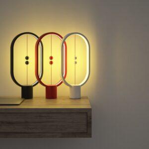 pazari4all.gr-Διακοσμητικό Μαγνητικό USB Φωτιστικό LED Ισορροπίας – Levitation Lamp