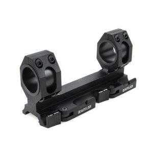 QD Mount 25-30mm Double Scope για Αirsoft όπλα.-pazari4all.gr