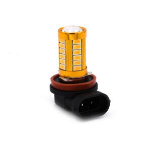 Λάμπα LED H9 9-36V 6500K 33 SMD Hyper LED – Πορτοκαλί.-pazari4all.gr
