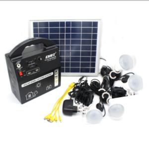 Ηλιακό σύστημα φωτισμού,φόρτισης ΑΤ-8207.-pazari4all.gr