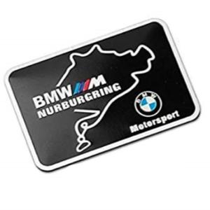 Αυτοκόλλητο αλουμινίου BMW Nurburgring-pazari4all.gr