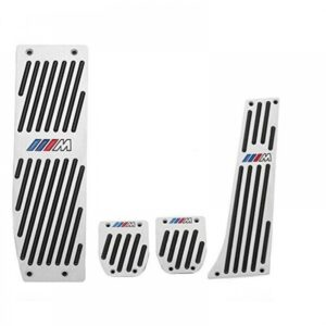 Πεταλιέρες αλουμινίου για BMW E36, E46, E87, E90, E92/93 τύπου M-pazari4all.gr