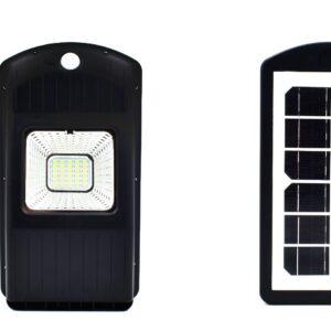 Ηλιακός Προβολέας Δρόμου 10W Cc-lapm CL-110 – Μαύρο με λευκή βάση.-pazari4all.gr