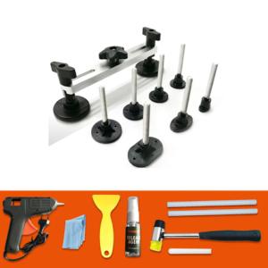 pazari4all.gr-Kιτ Επισκευής Βαθουλωμάτων Υψηλής Ποιότητας Αυτοκινήτου - DIY Repair Kit
