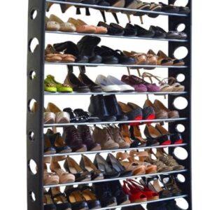 Παπουτσοθήκη 10 Ραφιών για 30 ζευγάρια παπούτσια.-Pazari4all.gr