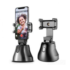 Έξυπνη περιστρεφόμενη βάση 360° για smartphones Apai Genie Robot-Cameraman.-pazari4all.gr