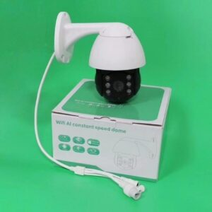 pazari4all.gr-Επιτοίχια Ασύρματη Κάμερα Καταγραφής 5MP