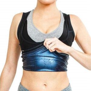 pazari4all.gr-Φανελάκι Εφίδρωσης Σάουνα για Γυναίκες – Sweat Shaper