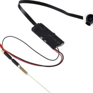 Μίνι Κρυφή Ασύρματη Κάμερα WiFi Με Ευρυγώνιο Φακό Wide Lens IP Spy Cam-pazari4all.gr