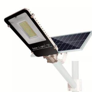 Ηλιακός προβολέας δρόμου -Solar street light JD-6120 120W-pazari4all.gr
