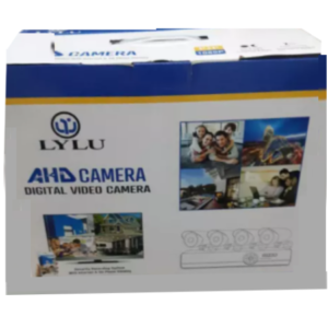 Πλήρες έγχρωμο σετ LYLU AHD camera εποπτείας και καταγραφής με 4 Κάμερες -OEM.-pazari4all.gr