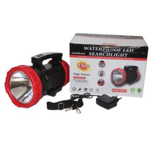 Ισχυρός Επαναφορτιζόμενος Φακός - Προβολέας COB LED HY-8016.-pazari4all.gr