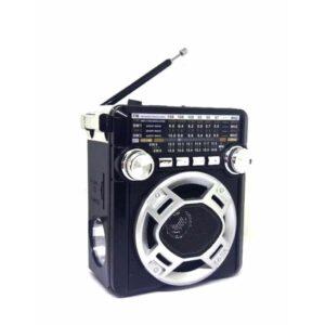 pazari4all.gr-Ραδιόφωνο Ηχείο & Player MP3 Με Φακό – Pu Xing PX-300LED