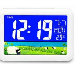 Ψηφιακό επιτραπέζιο ρολόι LED GH7002WJ-1.1-pazari4all.gr