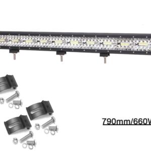 Μπάρα 660W LED Αδιάβροχη υψηλής φωτεινότητας ΟΕΜ-pazari4all.gr