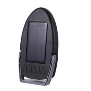 Solar Ηλιακό Φωτιστικό Δρόμου 10W Ενσωματωμένο Φωτοβολταϊκό Πάνελ YX-608B.-pazari4all.gr