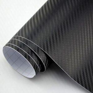 Ταινία διακοσμητική αυτοκόλλητη 3D CARBON Ρολό 60 x 200 cm-pazari4all.gr