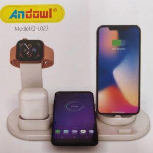 Andowl Q-L023 βάση φόρτισης-pazari4all.gr