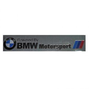 pazari4all.gr-Αυτοκόλλητο Αλουμινίου BMW MOTORSPORT