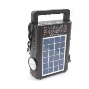 pazari4all.gr-Ραδιόφωνο ηλιακής ενέργειας με 2 λάμπες FM / USB / SW / MP3 FP-1771ULS-BT
