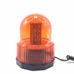 Φάρος Led ισχυρός πορτοκαλί 12-24volt OEM.-pazari4all.gr