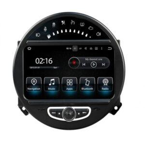 OEM BMW MINI mod. >2013 with i-DRIVE για εκδόσεις με Ταχύμετρο (speed meter) & απλό Radio-CD (χωρίς εργοστασιακή οθόνη)-pazari4all.gr