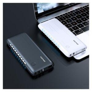 Awei P18K powerbank και λαμπτήρα με ακτίνες UV για απολύμανση συσκευών.-pazari4all.gr