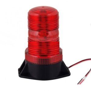 ΦΑΡΟΣ 30 LED Κόκκινος 12-24V OEM-pazari4all.gr
