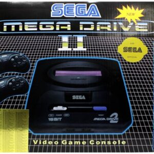 Retro consola mega sega drive με 368 παιχνίδια ΟΕΜ.-pazari4all.gr