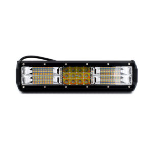 Μπάρα LED Strobe 180W 12v 6000Κ – 3000K Λευκό Πορτοκαλί OEM
